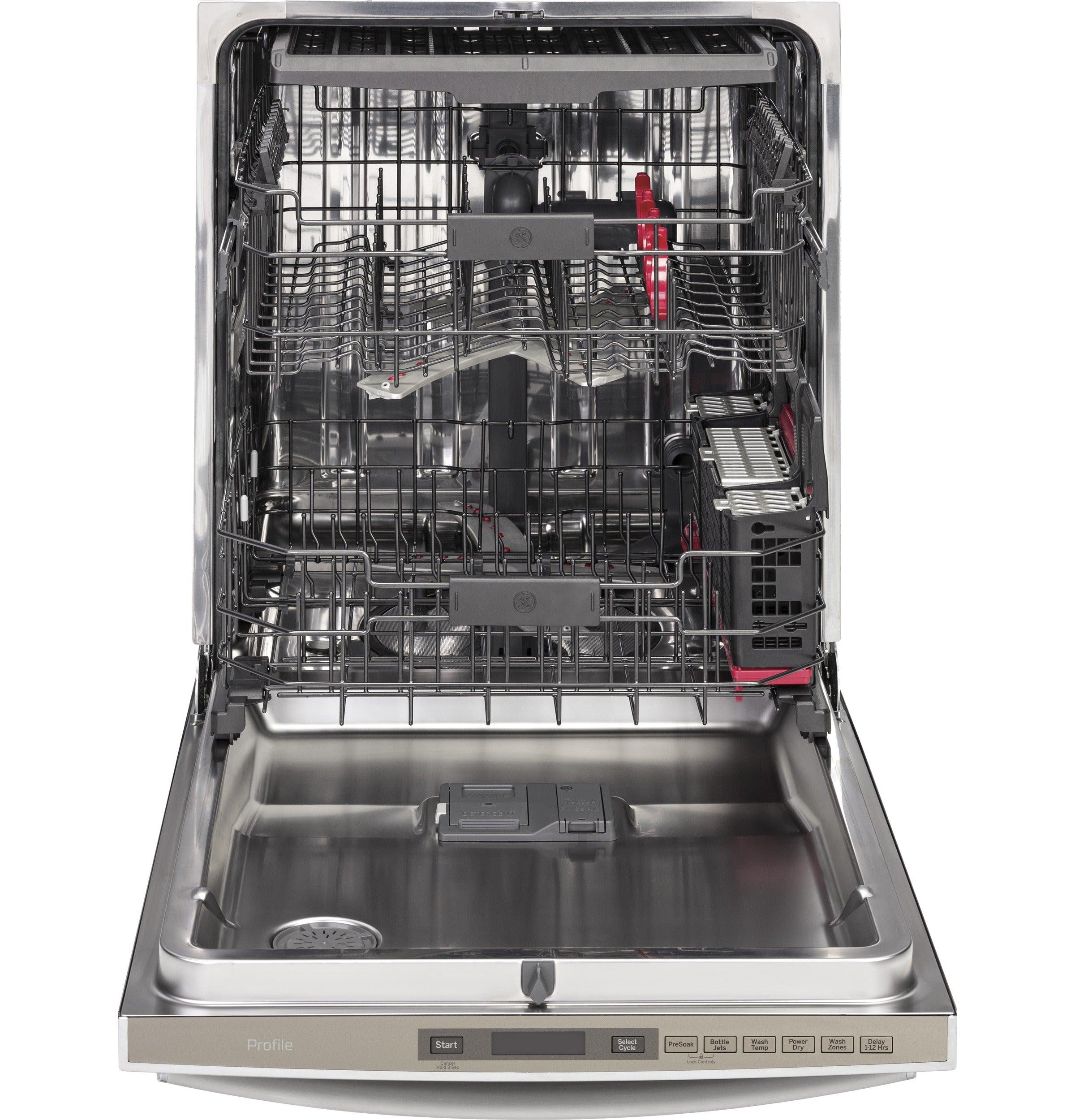 lave vaisselle ge profile instructions