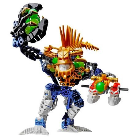 lego bionicle combiner instructions