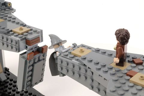 lego mini milano instructions