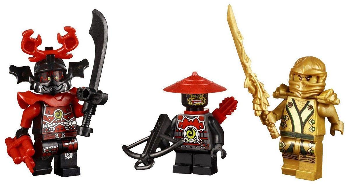 lego ninjago kai mini dragon instructions