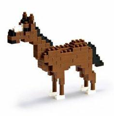 lego rocking horse instructions