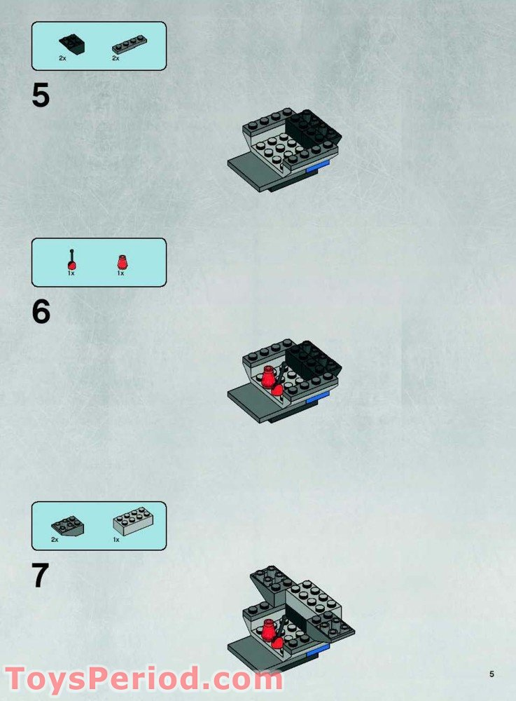 lego star wars tie crawler instructions