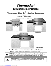 model ceh365qew thermador instruction