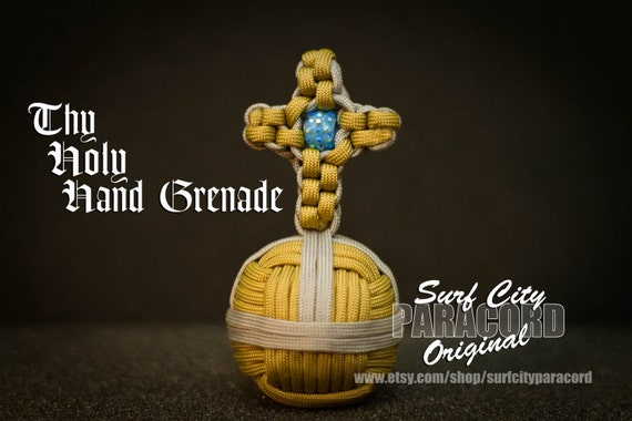 monty python hand grenade instructions