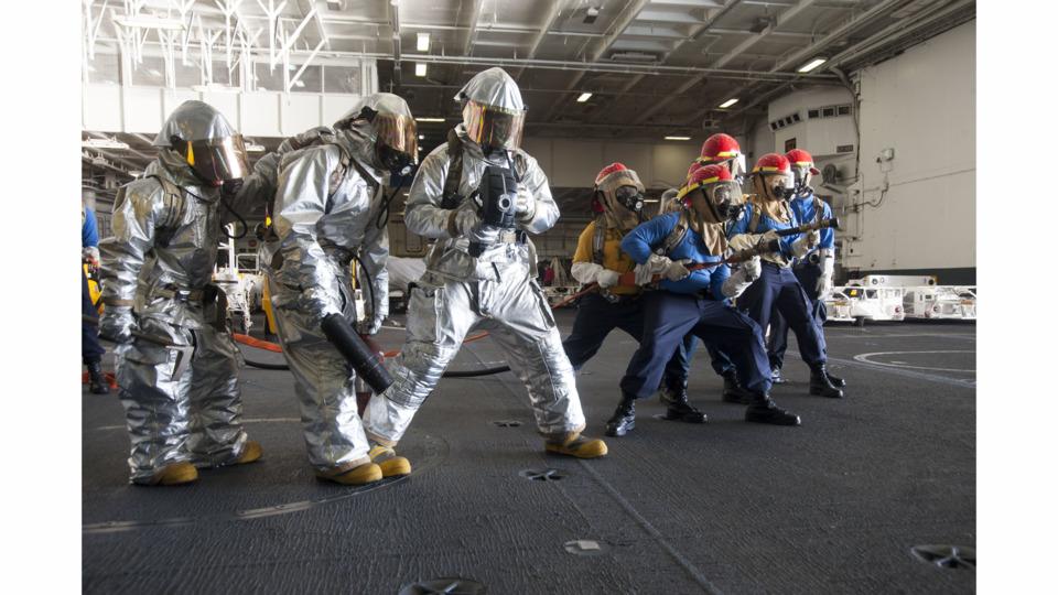 navy tiger cruise instruction