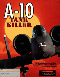 pc a10 tank killer instructions
