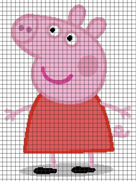 peppa pig dominoes instructions