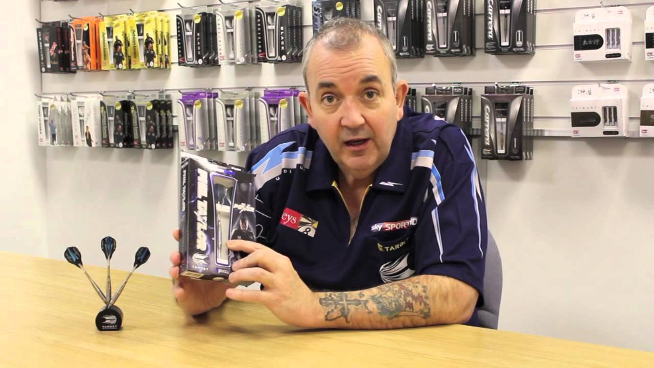 phil taylor instructional video