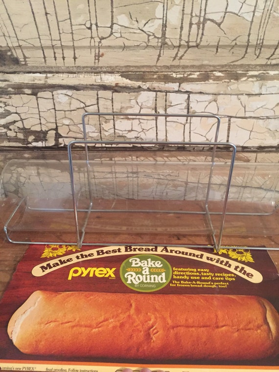 pyrex bread tube instructions