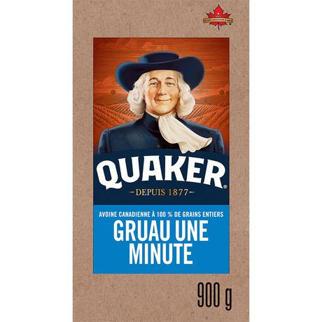 quaker one minute oats instructions
