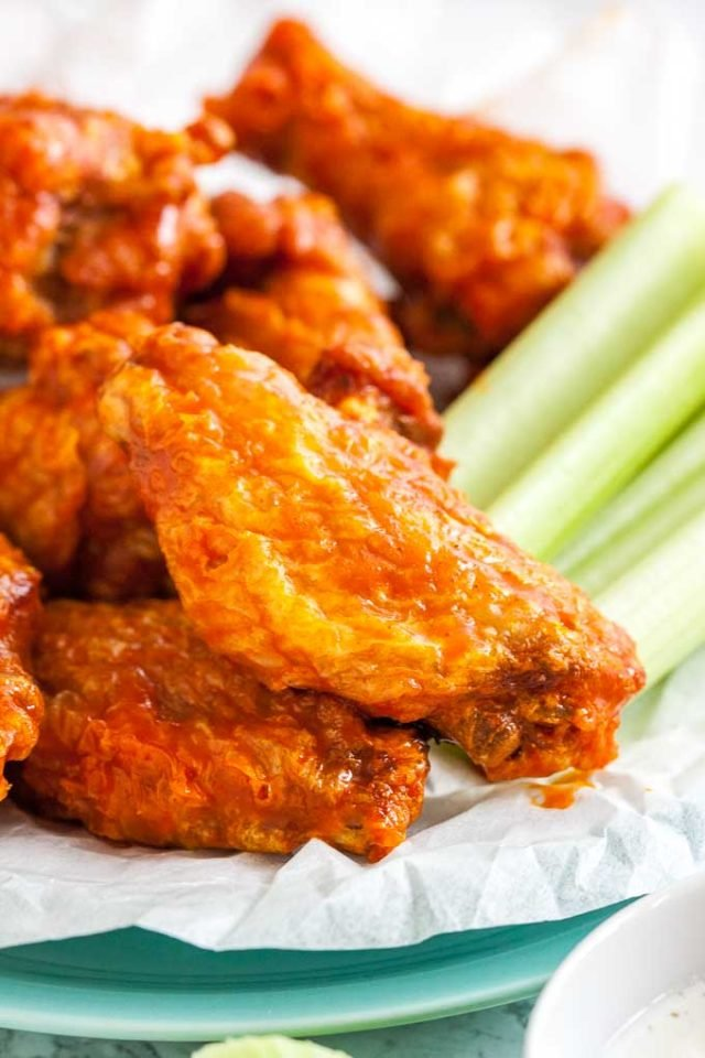 raw chicken wings cooking instructions