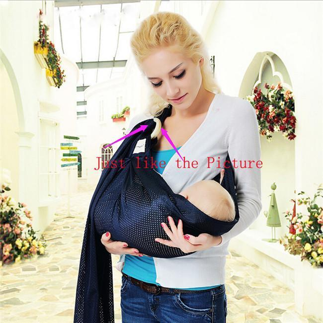 ring sling instructions toddler