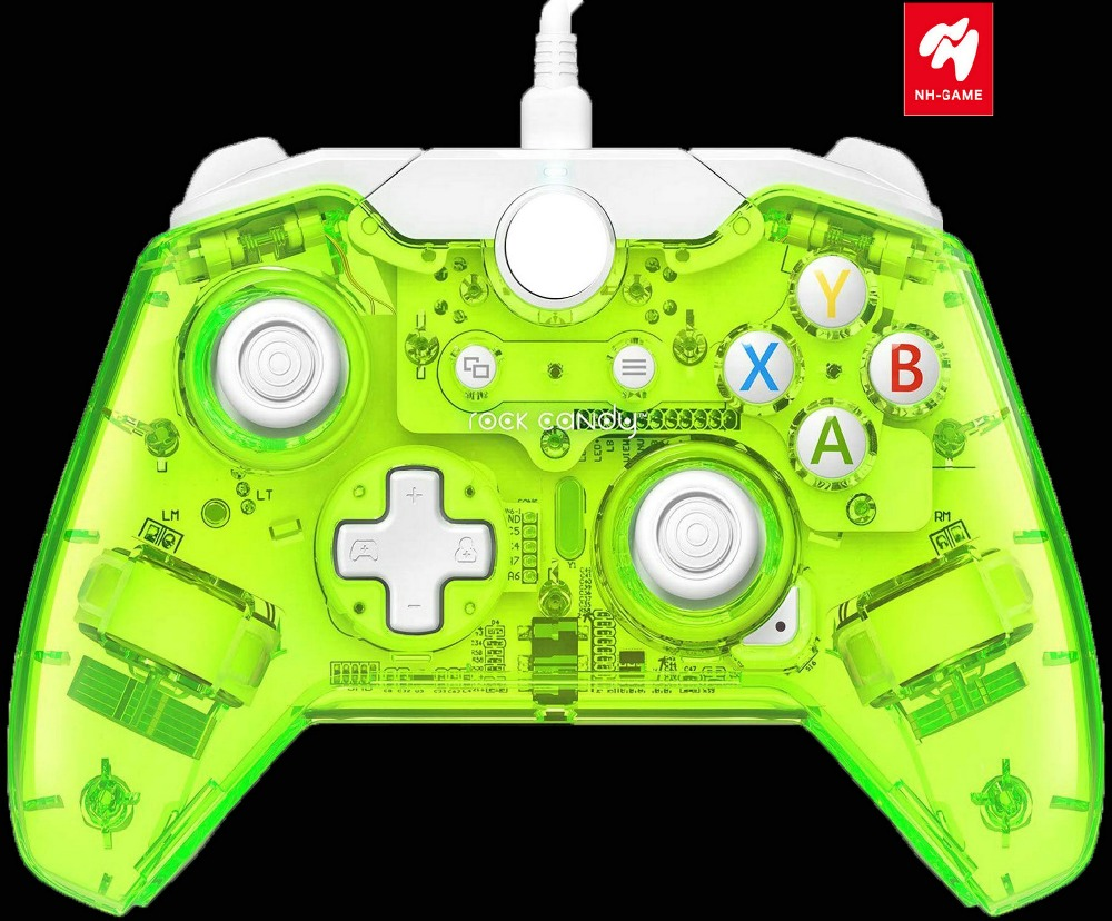 rock candy controller instructions xbox one