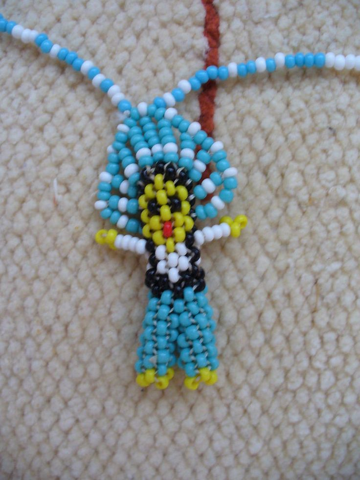 seed bead projects instructions