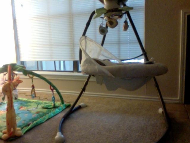 snugabunny baby swing instructions
