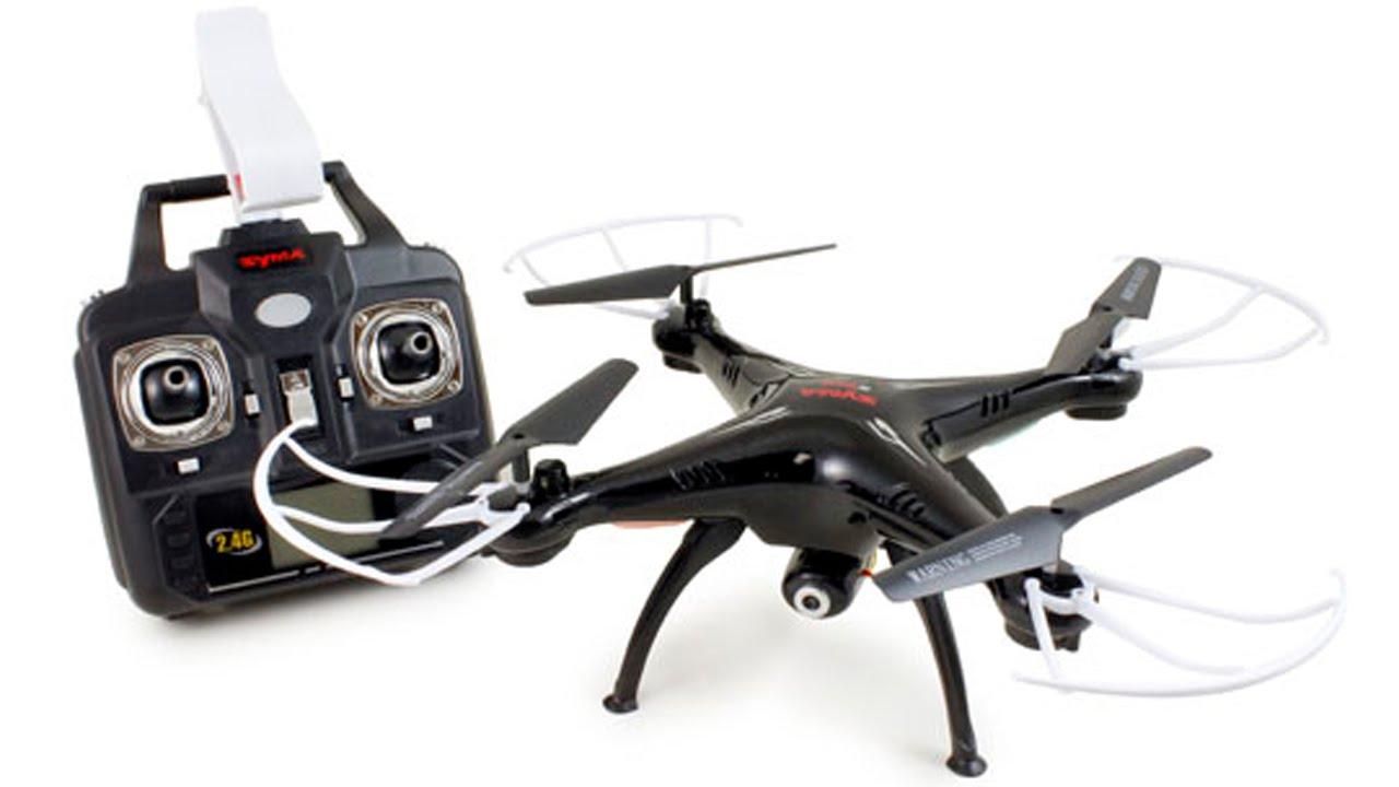 syma sky thunder drone instructions