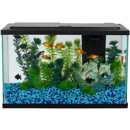 tetra 5 gallon led aquarium kit instructions