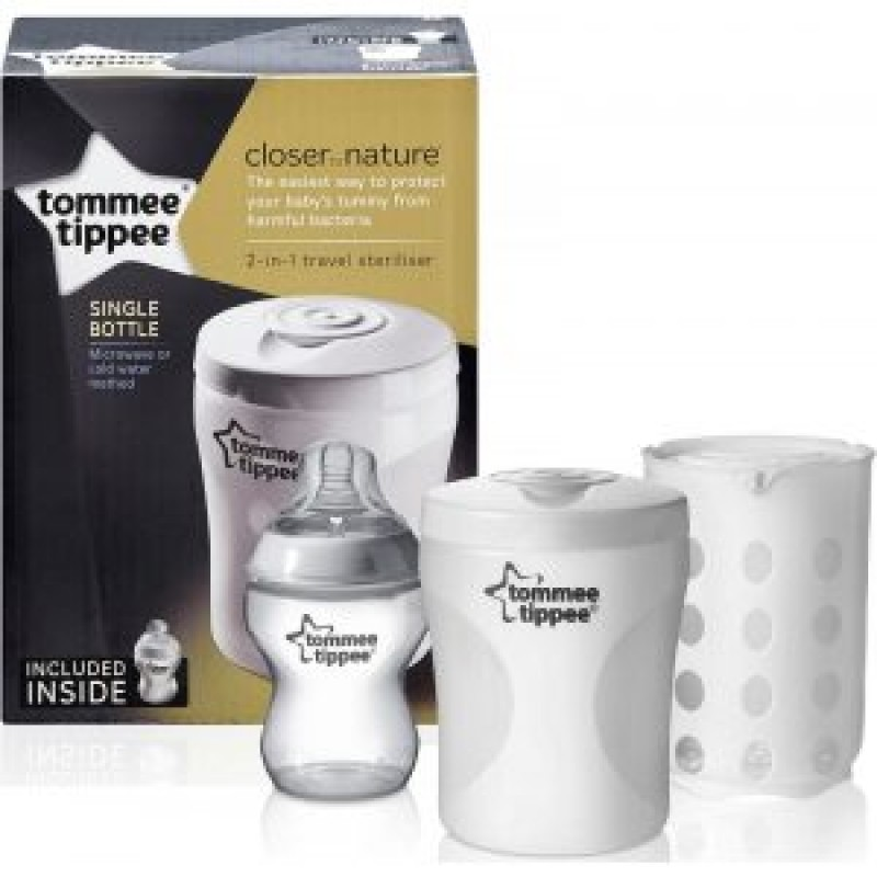 tommee tippee steriliser instructions video