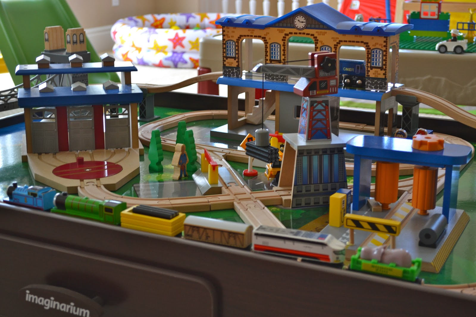 toys r us train set table instructions