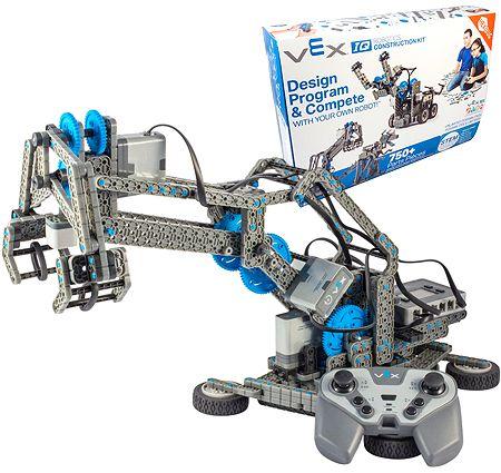 vex robotics crossbow building instructions