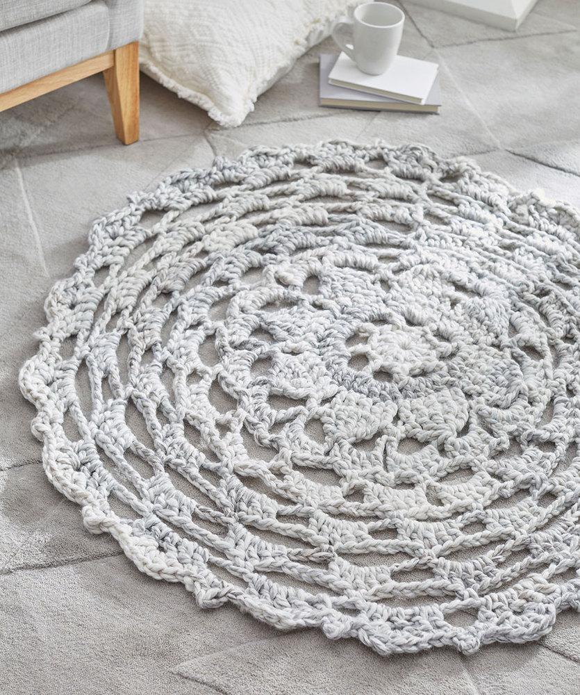written crochet ornament instructions