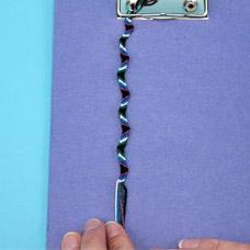 zig zag friendship bracelet pattern instructions